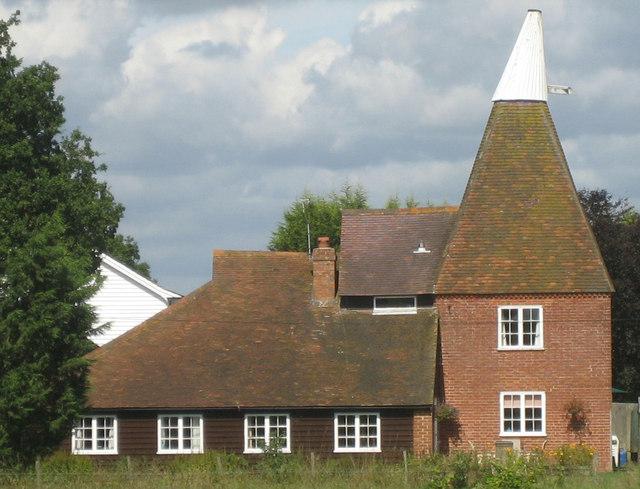 Forstal Farm Oast, Wilden Park Road, Marden Thorn, Kent
