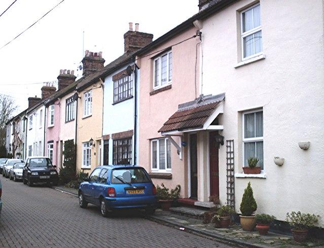 St. Thomas Road, South Fambridge