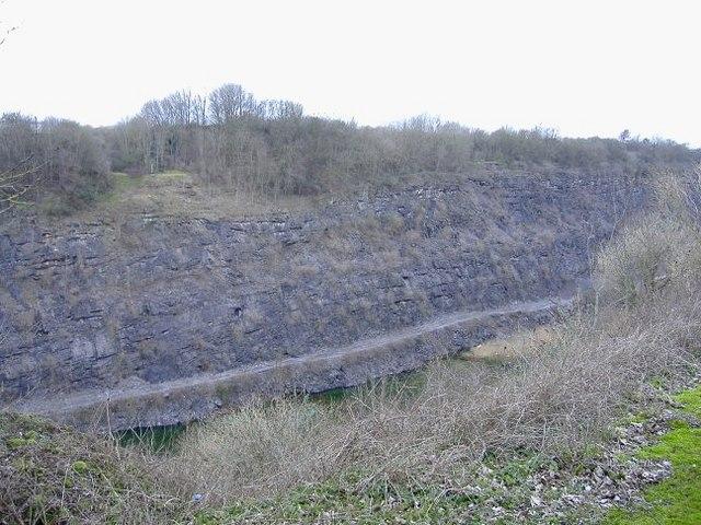 Barnhill quarry, Chipping Sodbury
