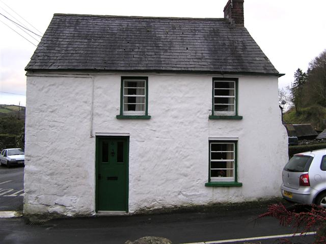 Detached house at Gleno