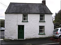 J3996 : Detached house at Gleno by Kenneth  Allen