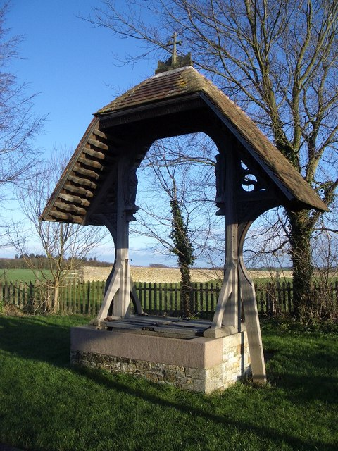 The Memorial Well at Achurch