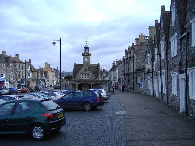 Clock tower, Chipping Sodbury