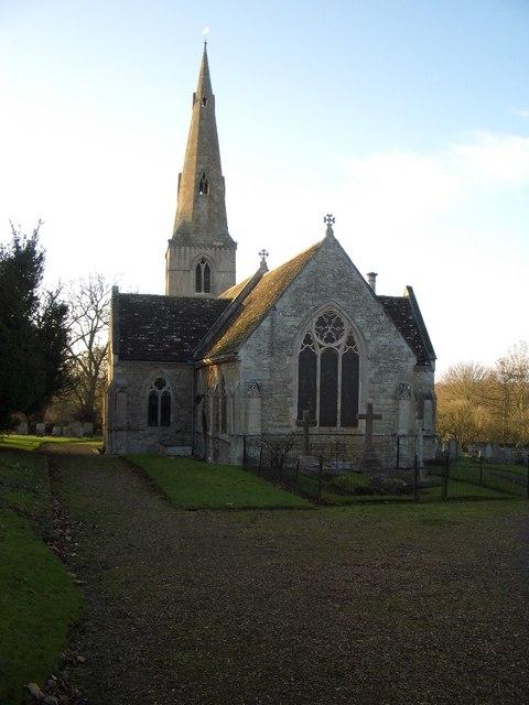 St John the Baptist Church at Achurch