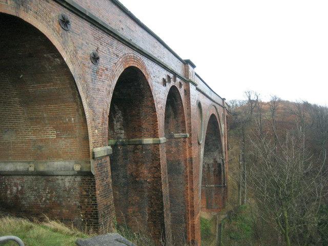 Viaduct over Hawthorn Dene