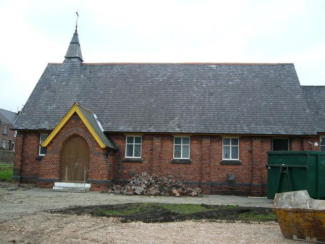 St Barnabas Church, Danesmoor