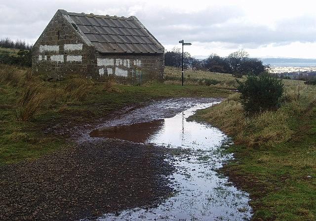 Footpath, Howden Glen