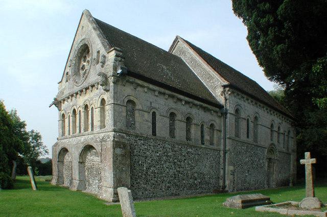 St Nicholas, Barfrestone, Kent