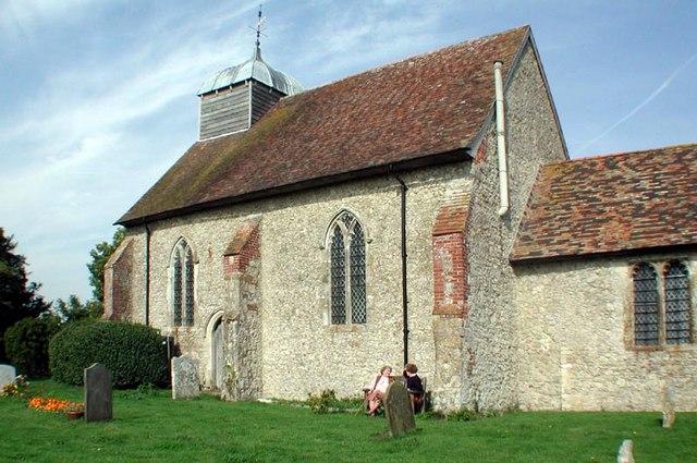 St Rumwold, Bonnington, Kent