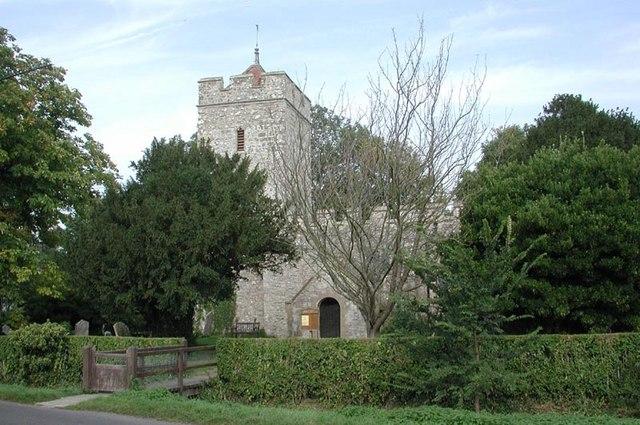 All Saints, Burmarsh, Kent