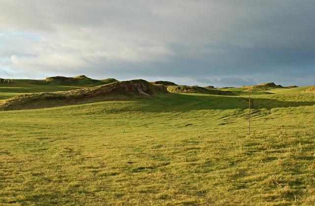Castle Course, Kinkell Braes