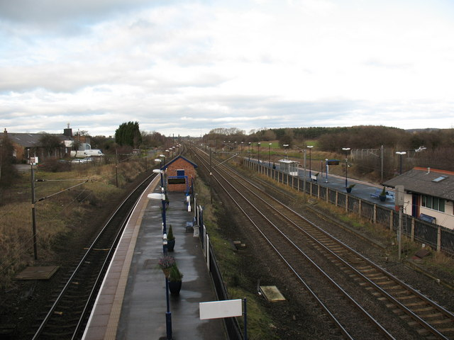 Thirsk Station