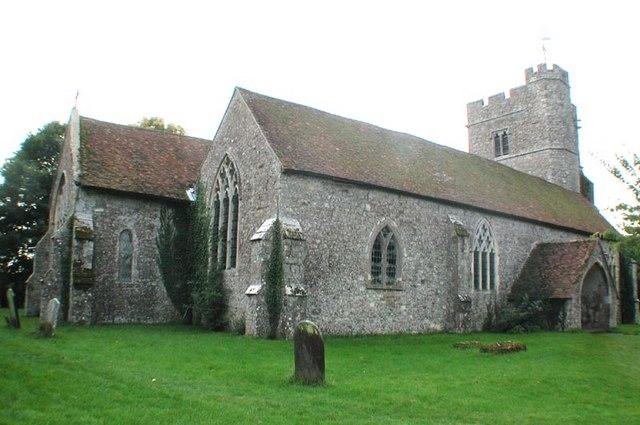 St Peter & St Paul, Newchurch, Kent