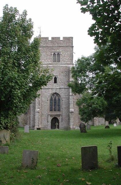 St Peter & St Paul, Newchurch, Kent - Tower