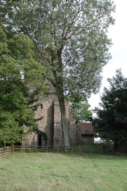 St Augustine, Snave, Kent - Tower