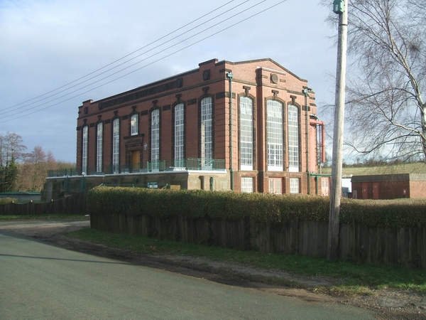 Little Hay Pumping Station