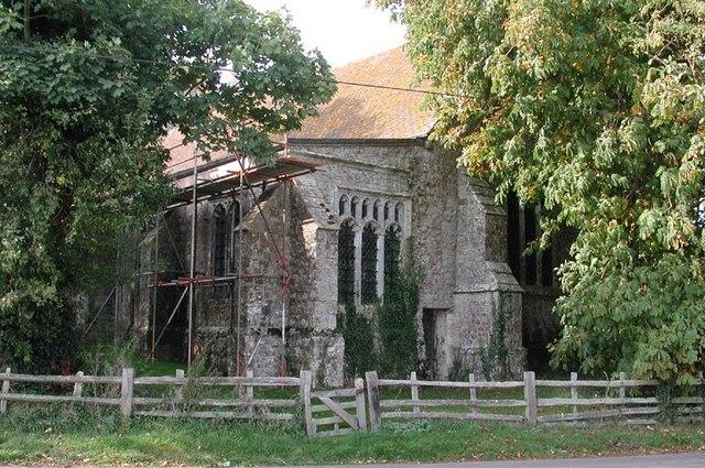 St Dunstan, Snargate, Kent