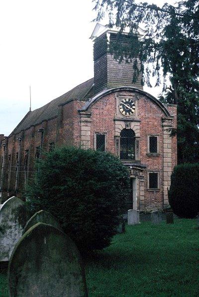Holy Trinity Church, Minsterley, Shropshire