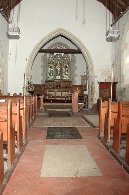 St Eanswith, Brenzett, Kent - East end