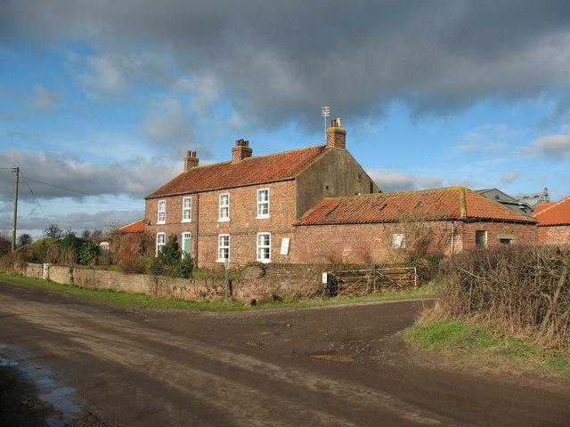 Woodhill Grange near Thirsk
