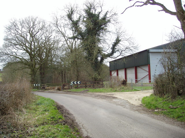 Start of the Path to Hurstbourne Tarrant