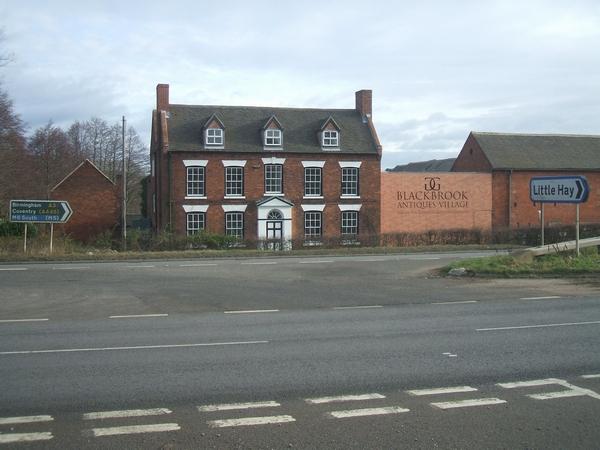 Blackbrook Antiques Village