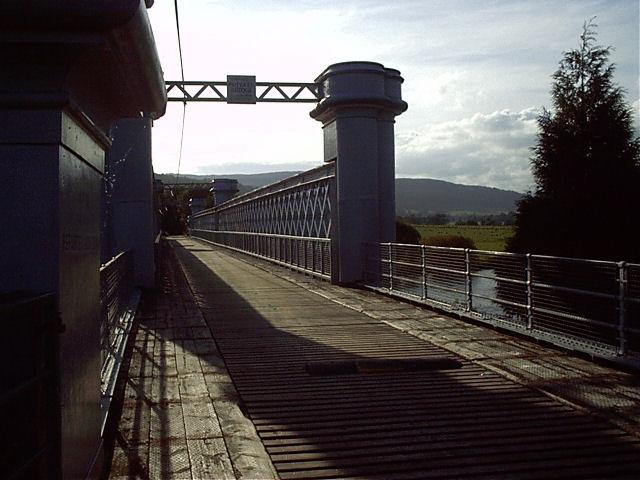 Old Logierait Bridge