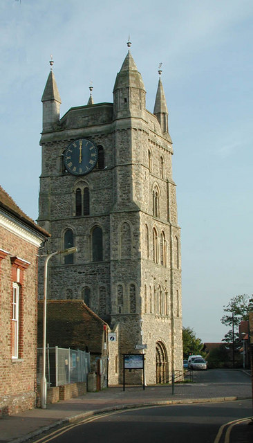 St Nicholas, New Romney, Kent