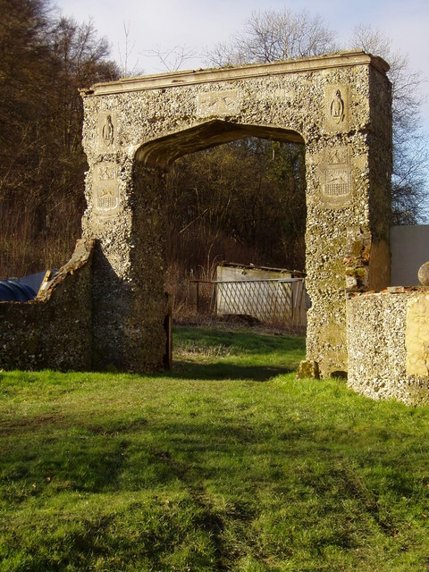 Estate Entrance Arch