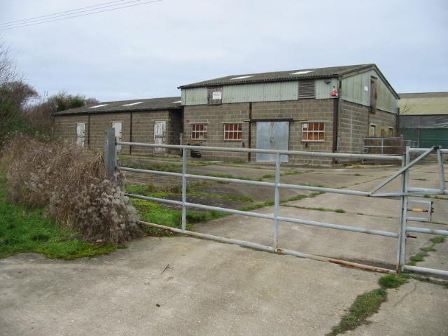 Woodlands Farm buildings, Woodlands Road.