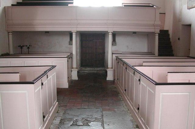 St Clement, Old Romney, Kent - West end