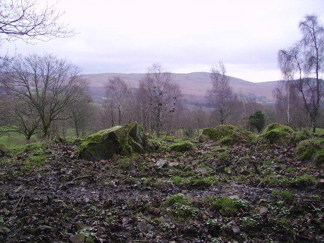 Farmland near Croft End