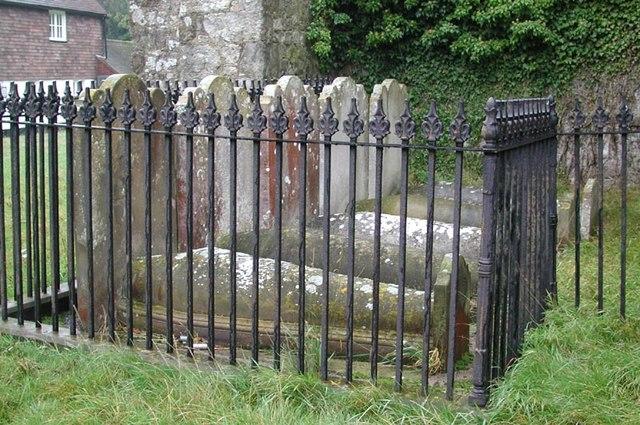 St George, Ivychurch, Kent - Churchyard