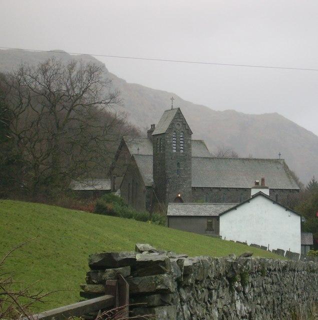 Church at Bowmanstead