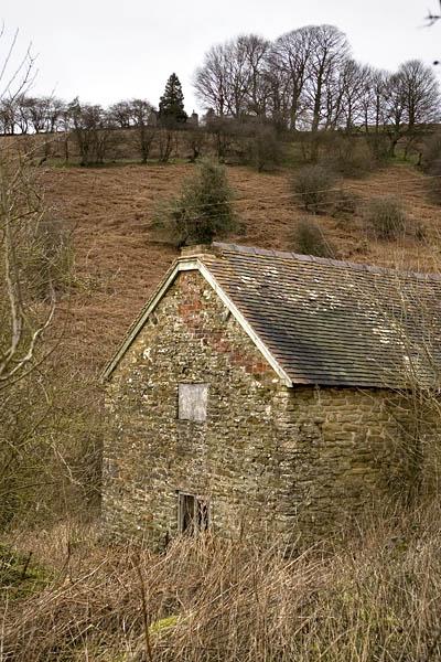 Pole Gutter Cottage