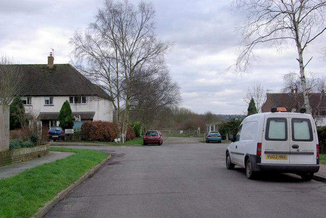 Tudor Crescent Southern End