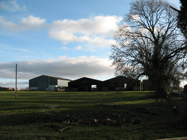 Barns at Ashbourne House
