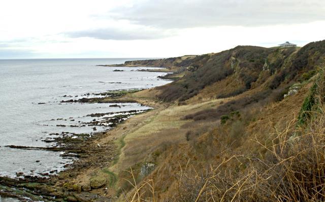 Coastline by Kinkell