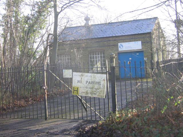 Waterworks building, Peartree Lane, Higham