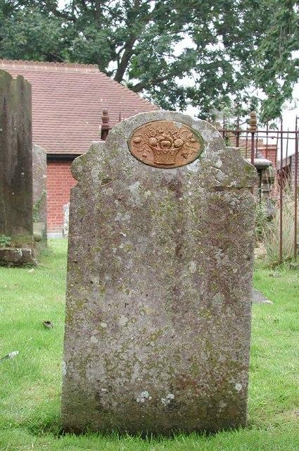 St Augustine, Brookland, Kent - Churchyard
