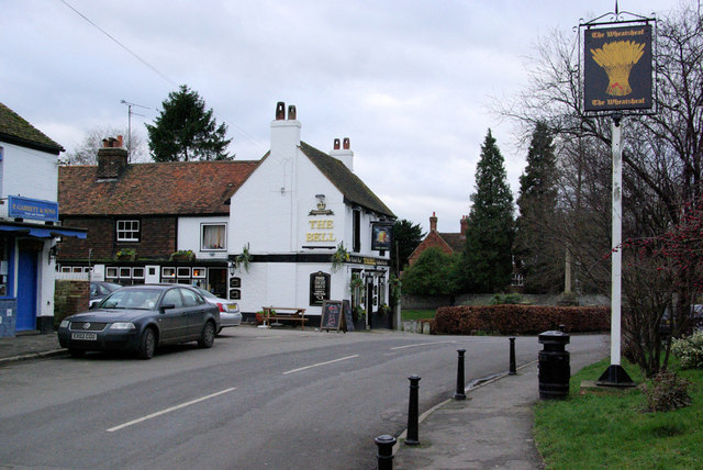 The Bell, Kemsing