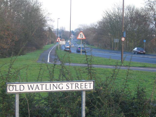Old Watling Street, Strood