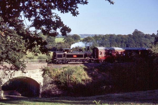 Coal tank near Severn Lodge
