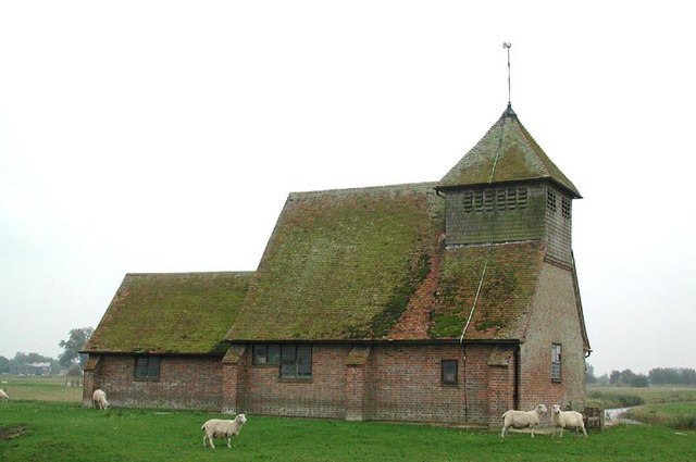 St Thomas a Becket, Fairfield, Kent