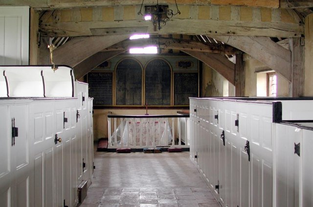 St Thomas a Becket, Fairfield, Kent - East end