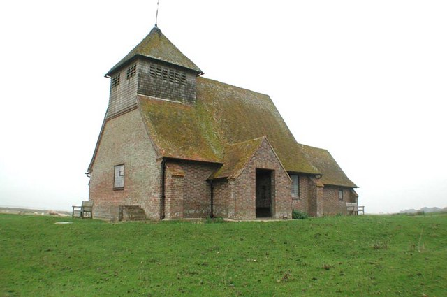 St Thomas a Becket, Fairfield, Kent