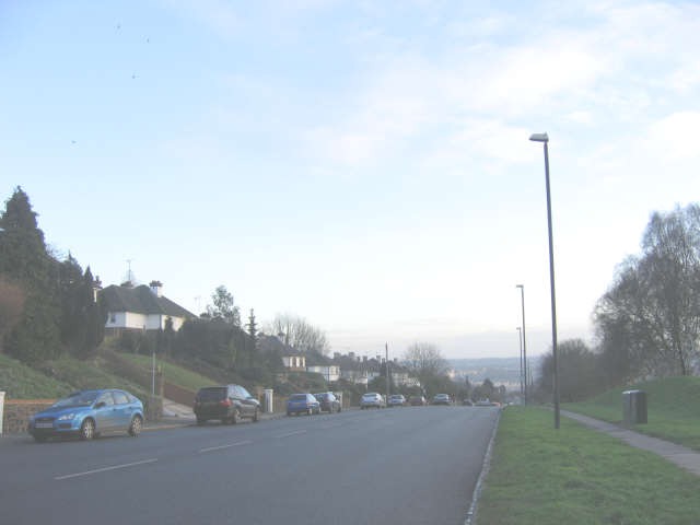 Gravesend Road, Strood