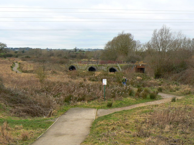 Mouldon Hill Country Park, Swindon