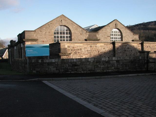 Rivelin Water Treatment Works