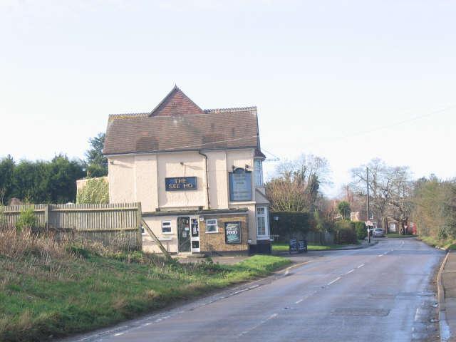 The See Ho pub, Shorne Ridgeway